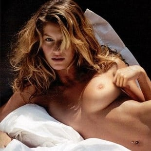 Model gisele bundchen naked