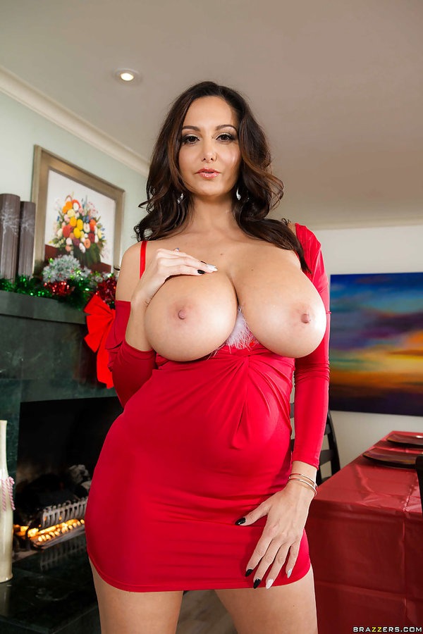 Big boobs ava addams tits