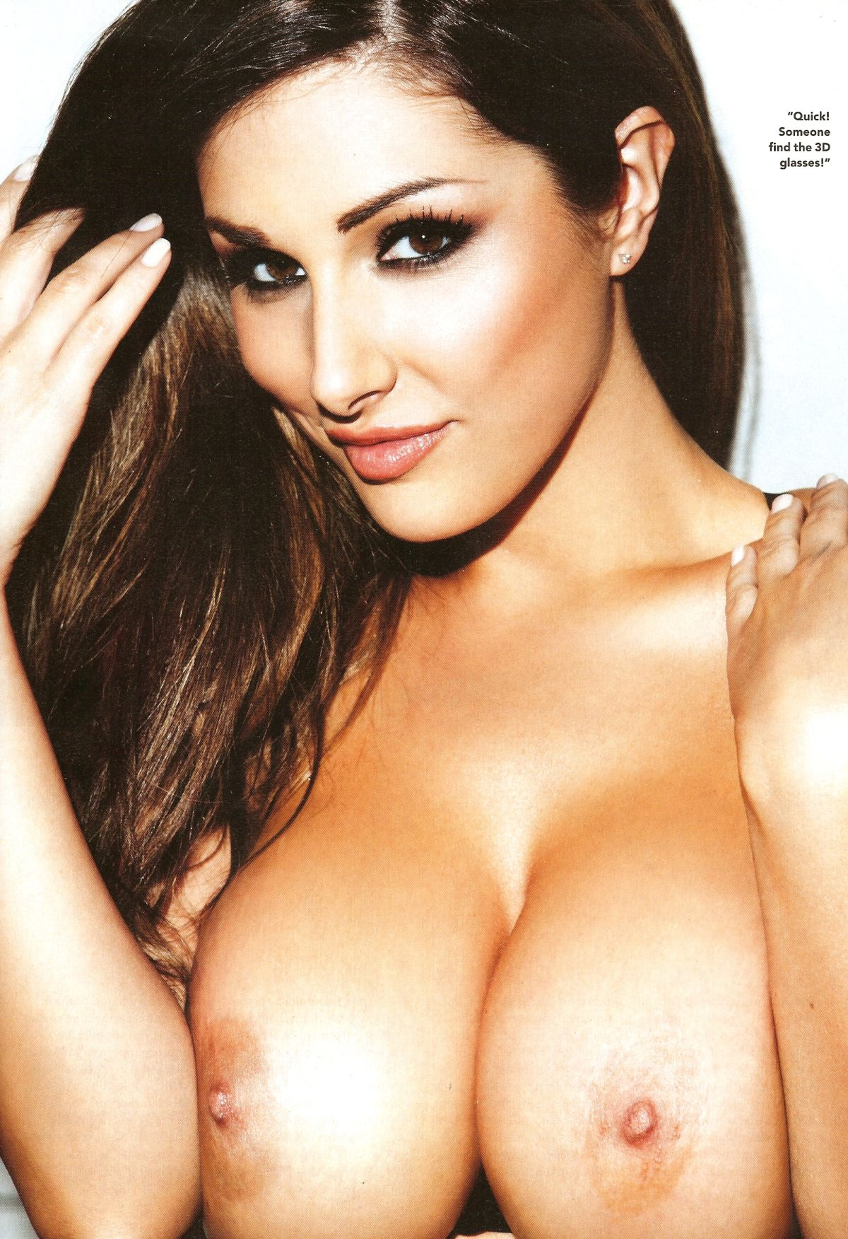 Lucy pinder boobs big sexy body