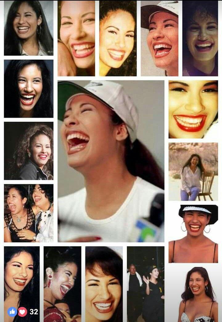 Latinas with big smiles