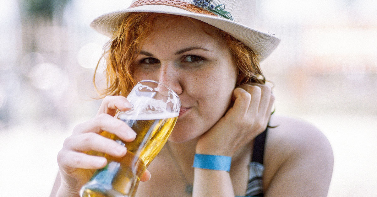 Oral contraceptives and alcohol consumption