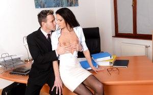 Beautiful latina nude having sex