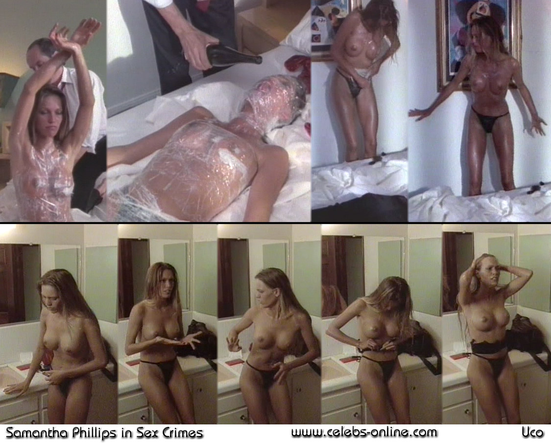 Sam phillips sex scene