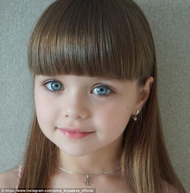 Sweet mix of beautiful young girls