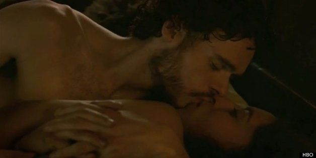 Game of thrones sexiest scenes