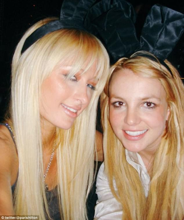 Britney spears paris hilton naked