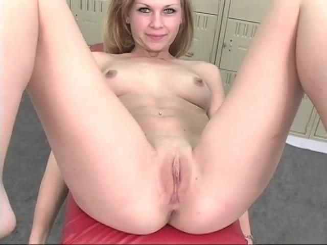 Woman showing thier pussy