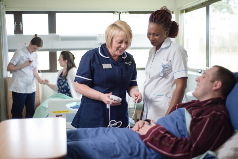 Mature student nursing courses