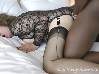 Stocking babe xxx pics