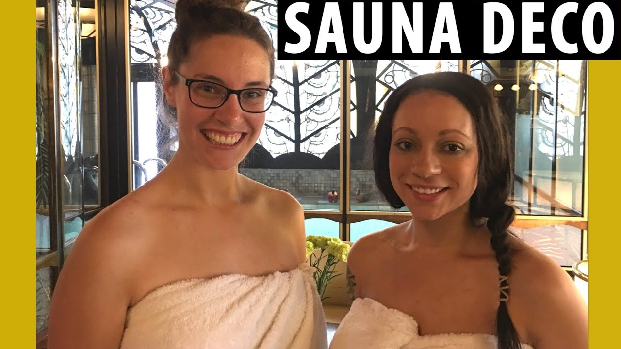 Nudist girls sauna russia