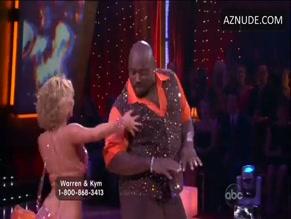 Dancing with stars kym johnson nude
