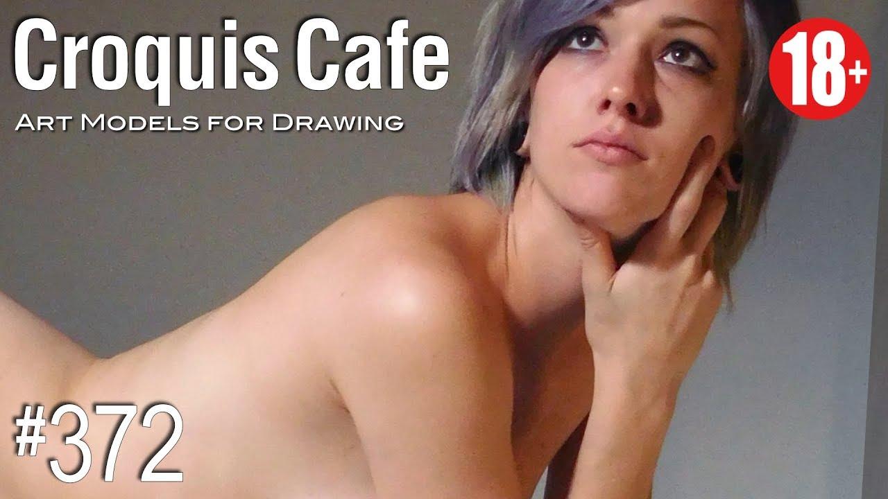 Art modeling studio free video