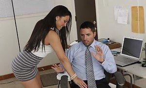 Black girl interracial handjob