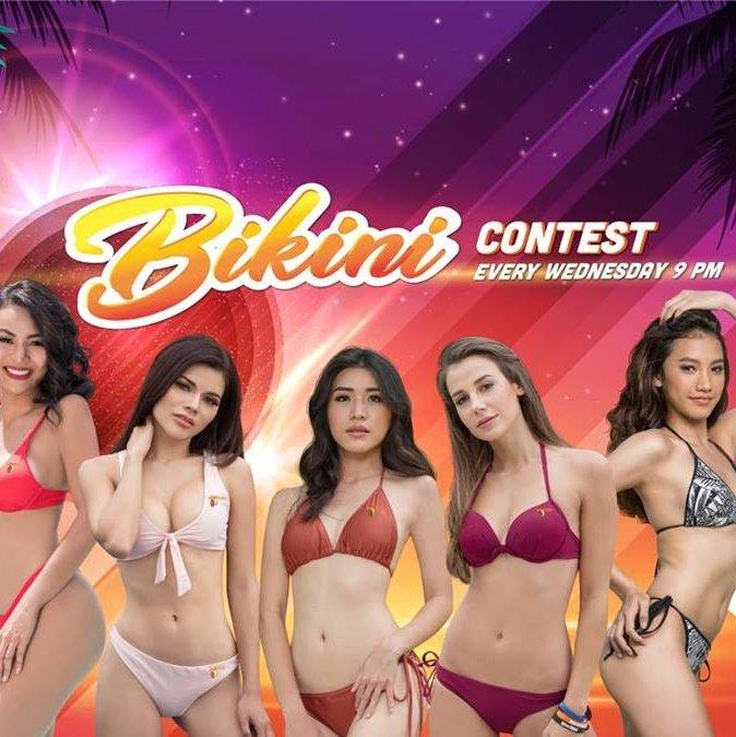 Bikini contest event hooters