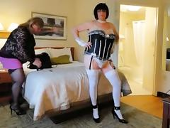 Mature sissy crossdressers tube