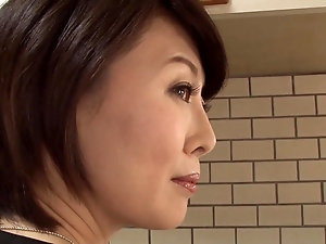 Uncensored asian old mature