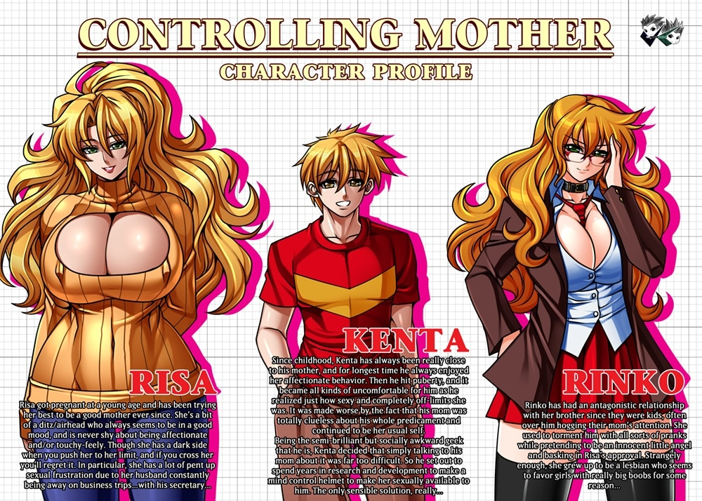 Free cartoon xxx moms