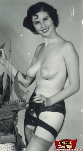 Puffy nipples classic and vintage