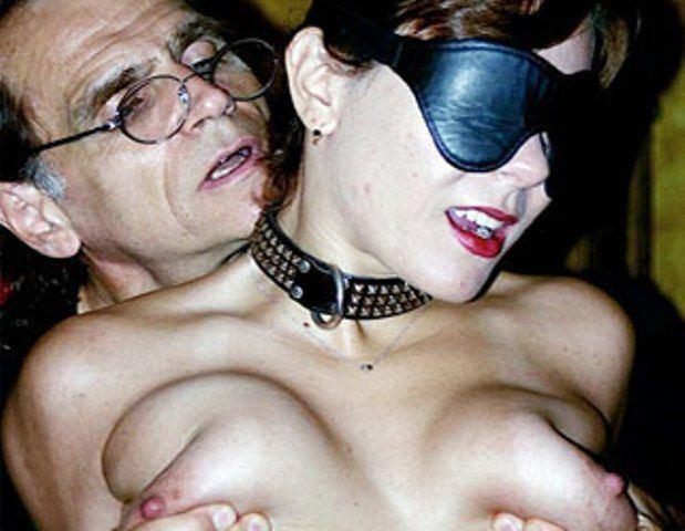 Rick savage bondage breast