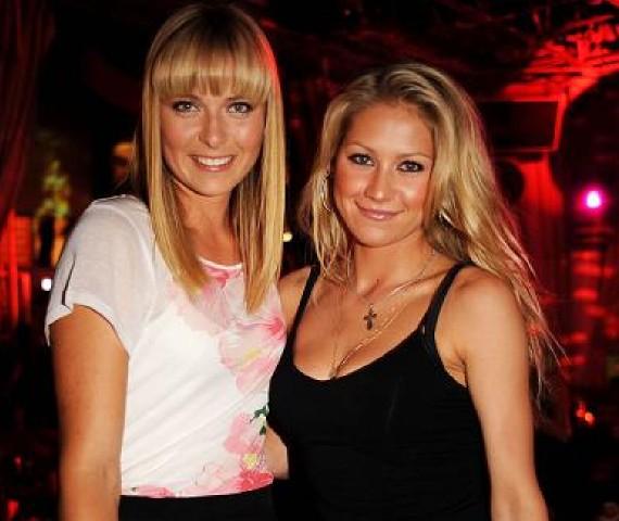 Anna kournikova and maria sharapova