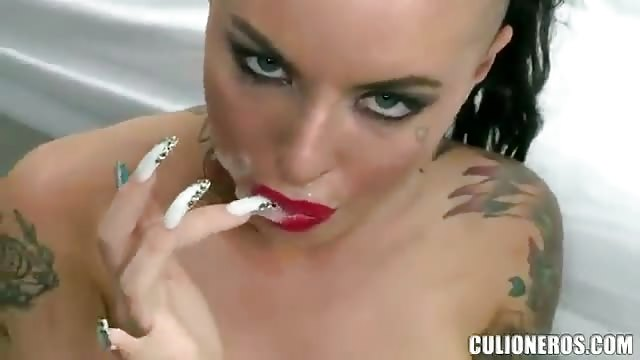 Christy mack cumshot picture