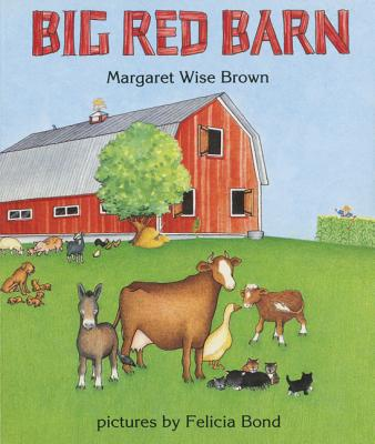 Adult barn book red store