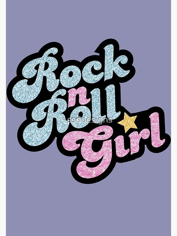 Rock n roll girl