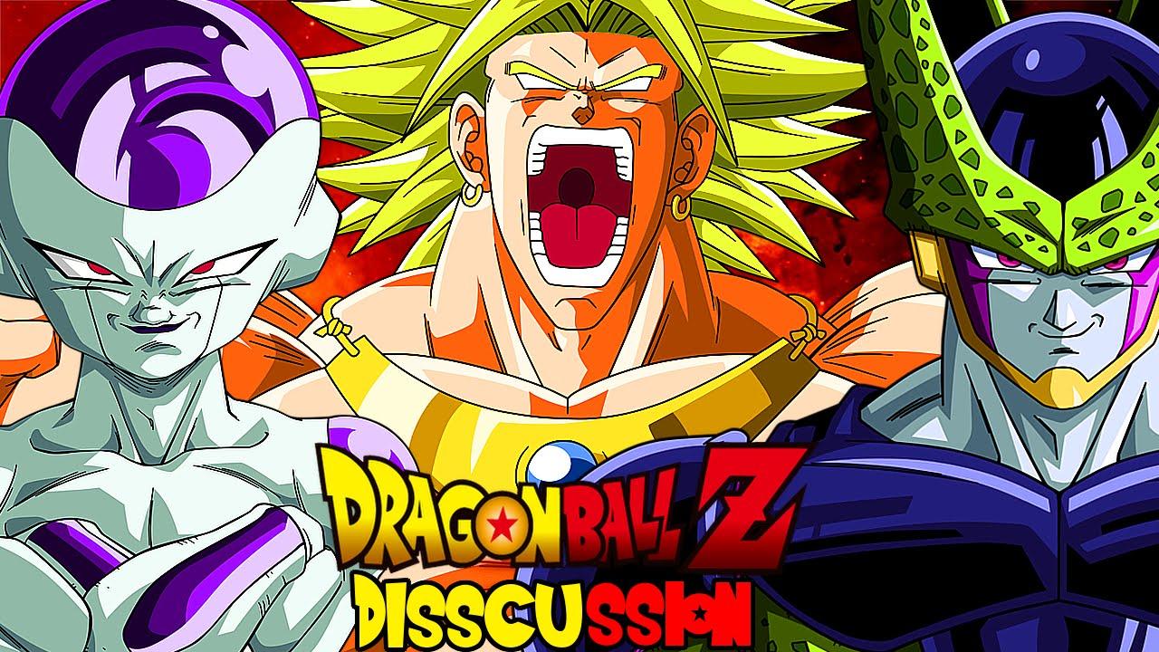 Dragon ball z villains