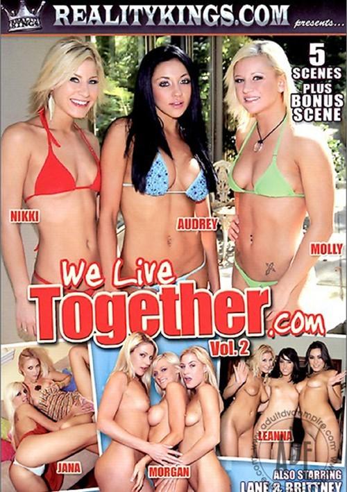 We live together free porn