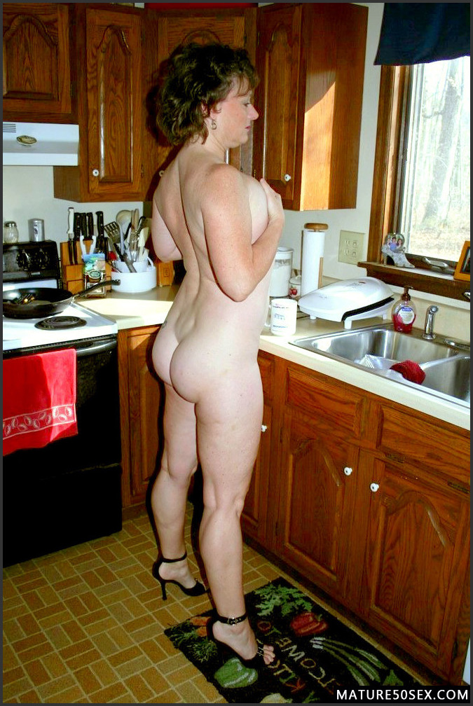 My wife is naked