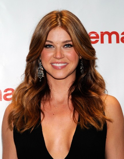 Adrianne palicki short hair