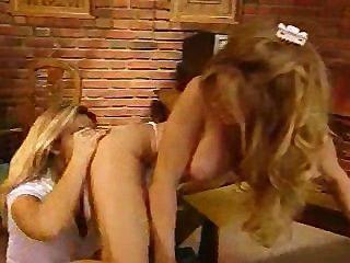 Janine lindemulder and dyanna lauren lesbian