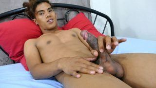 Filipino men cock model