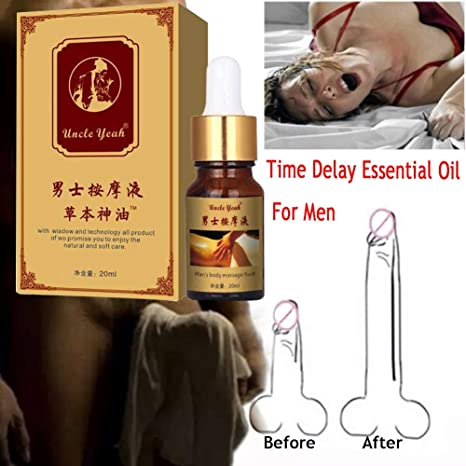Adult novelty ginseng massage oil