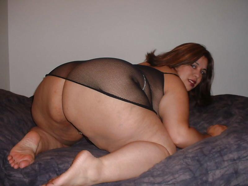 Amateur bbw latina nudes