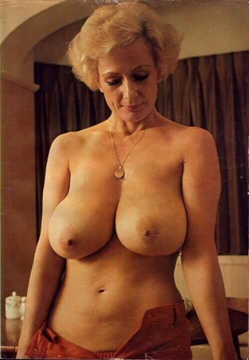 Over 70 huge tits