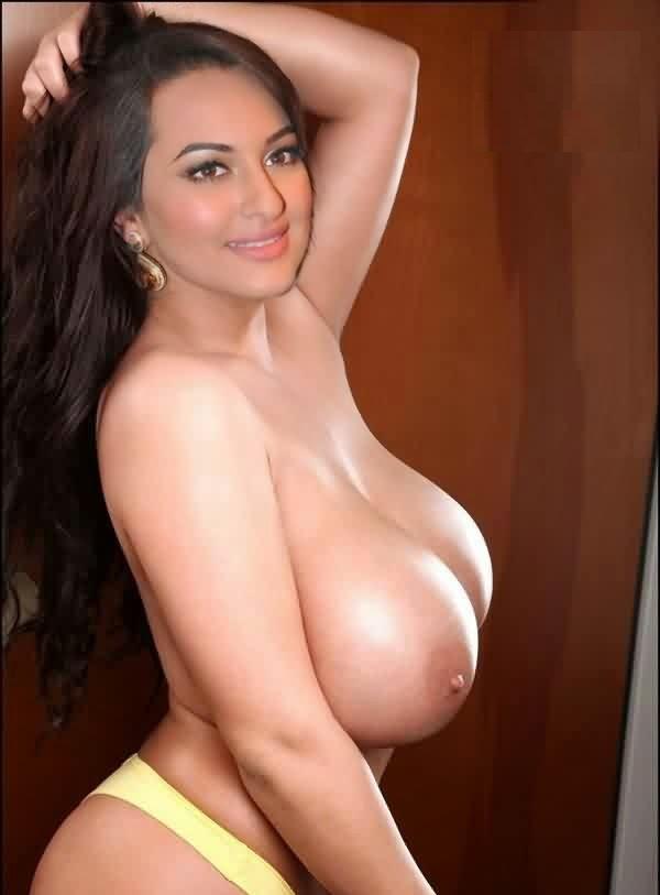 Sonakshi sinha s big boobs