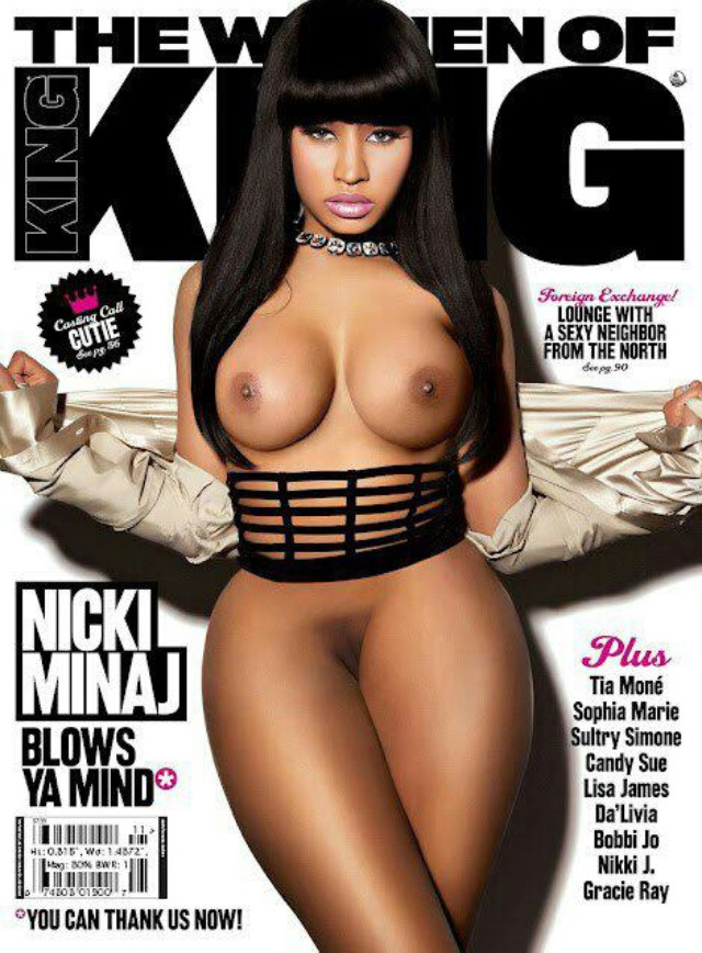 Download nude photo for nicki minaj