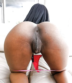 Black and big pussy