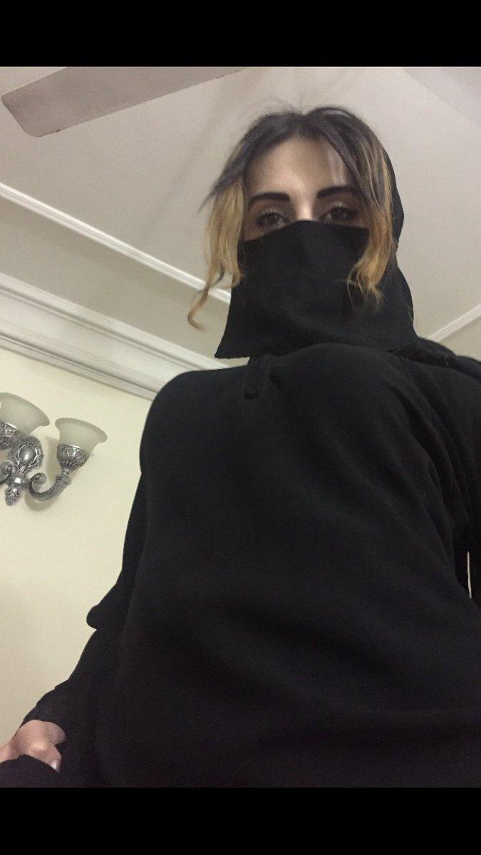 Arab hot hijab ass