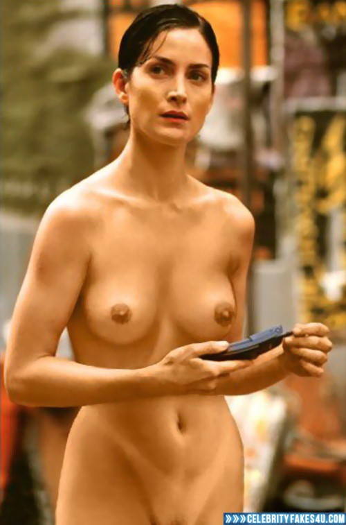 Carrie anne moss nude photo