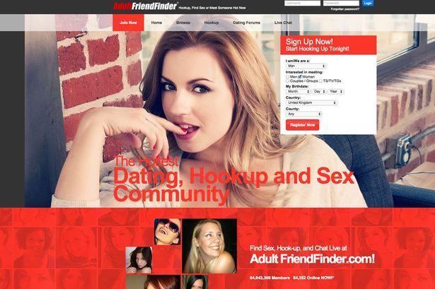 Adult friend finders. com