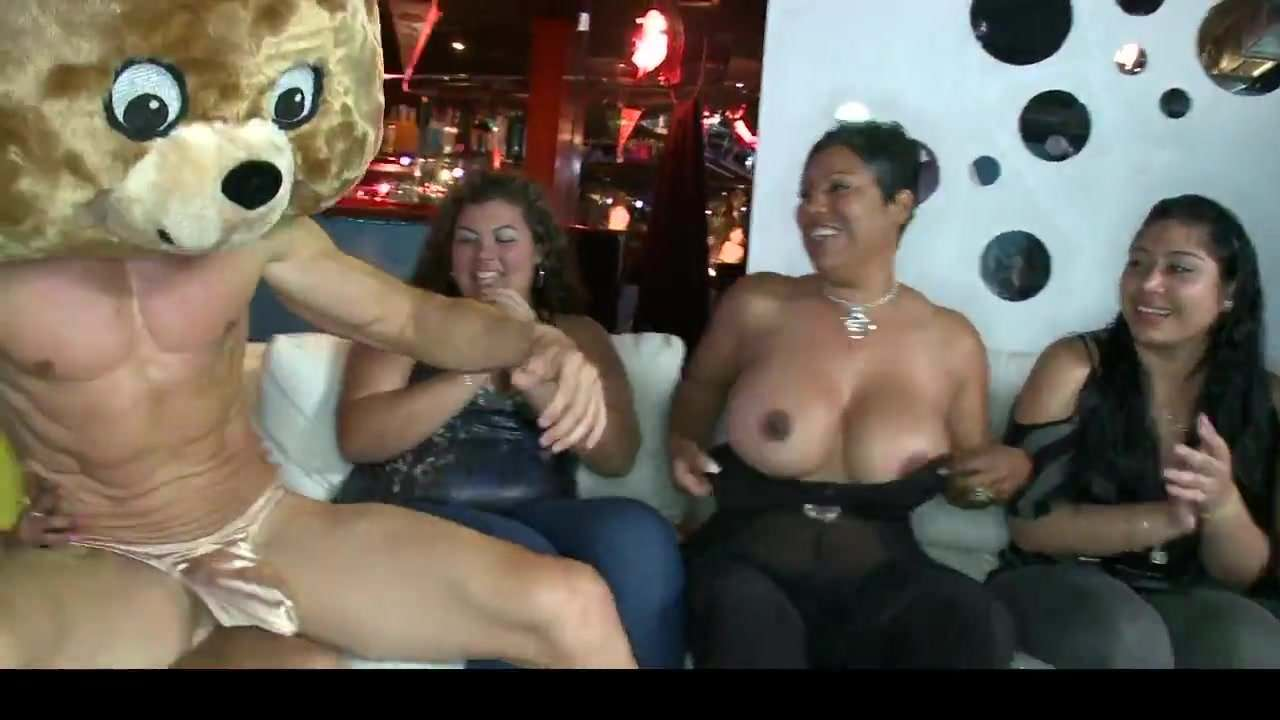 Dancing bear. com titties