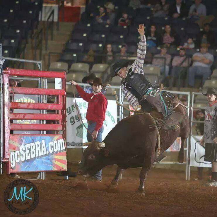 Young adult rodeo chat