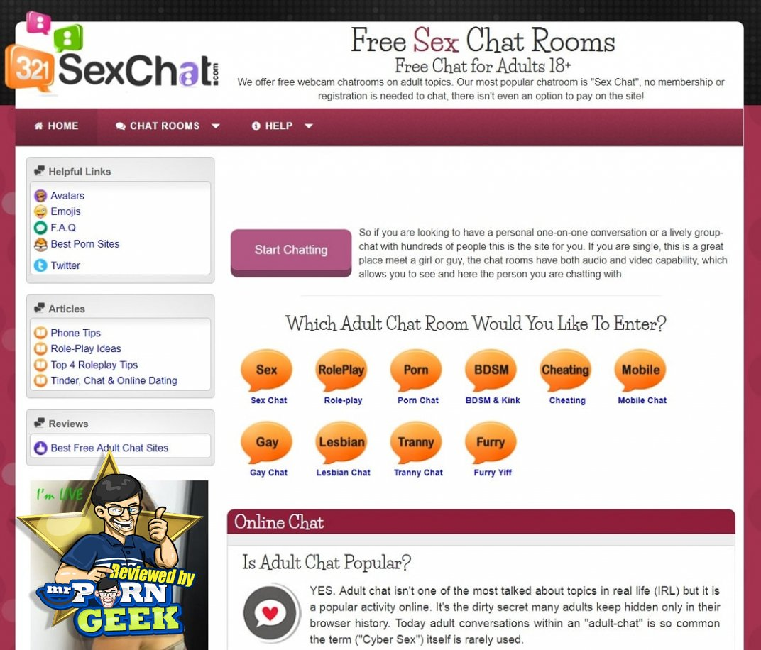 Best free adult sex chat