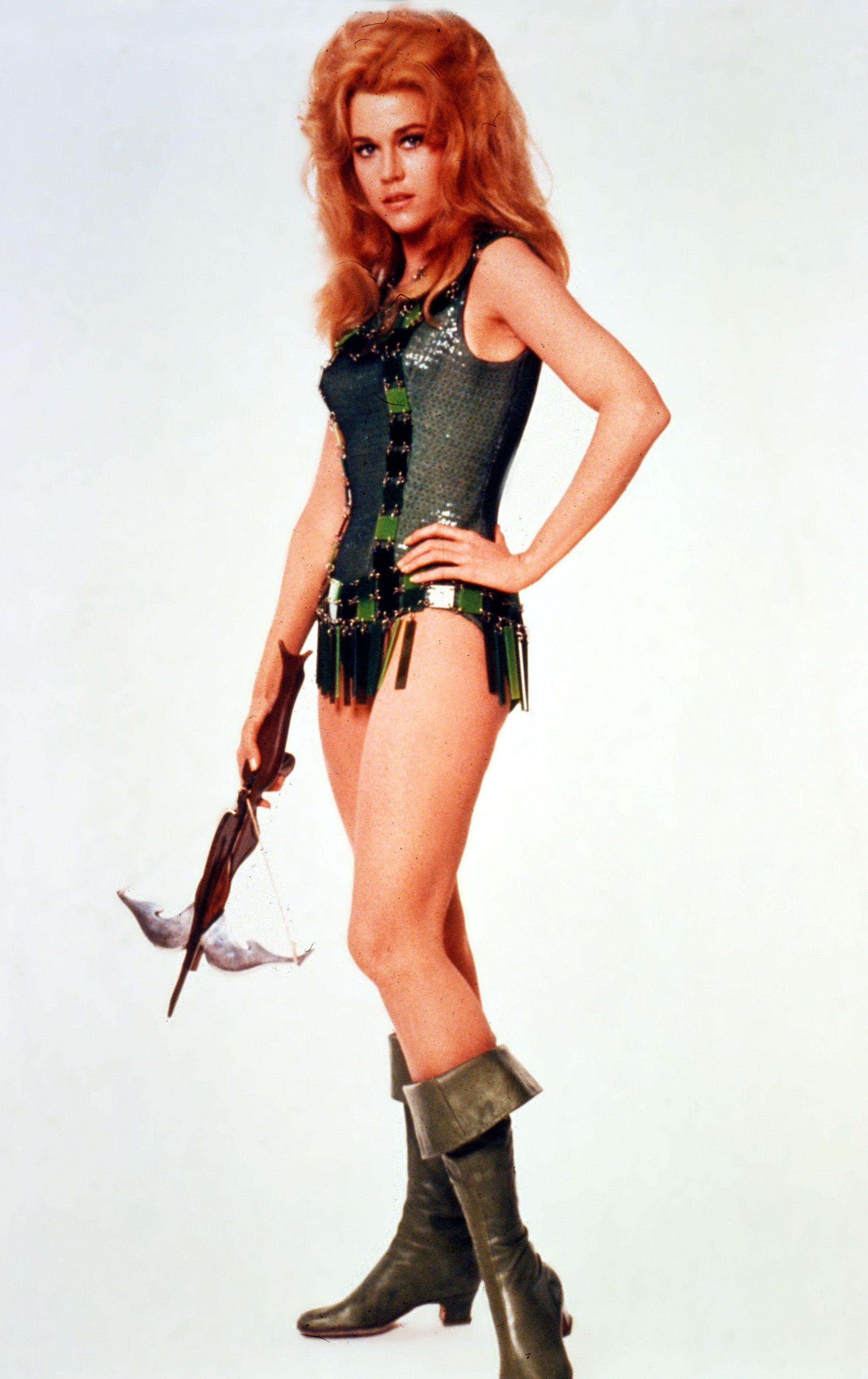 Jane fonda movies barbarella