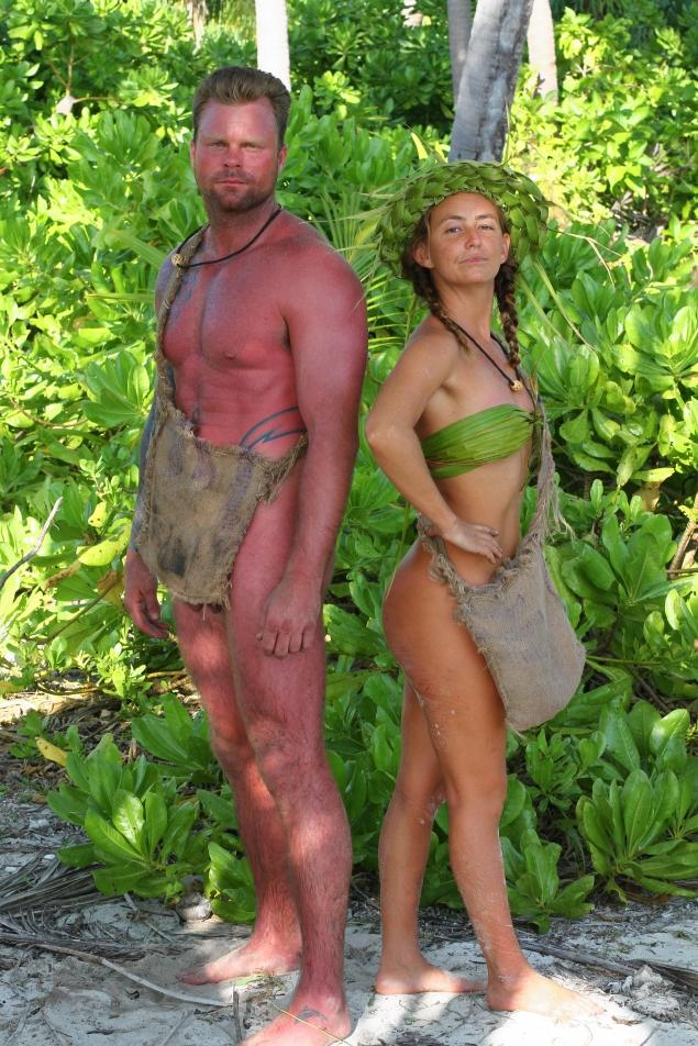 Duct tape naked and afraid