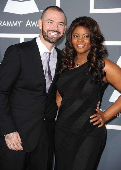 Black women white men couples