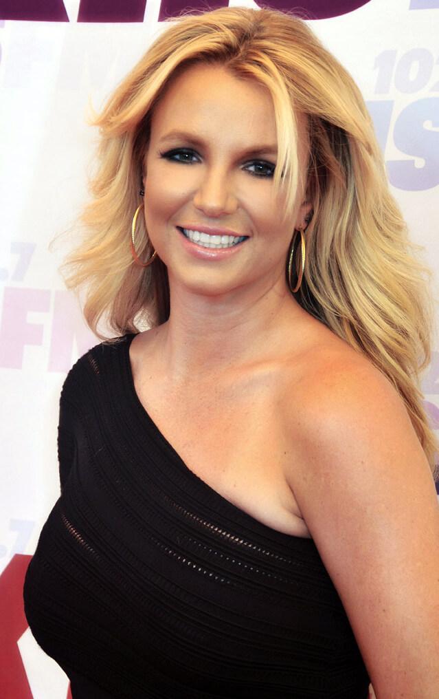 Britney spears celebrity cum facials