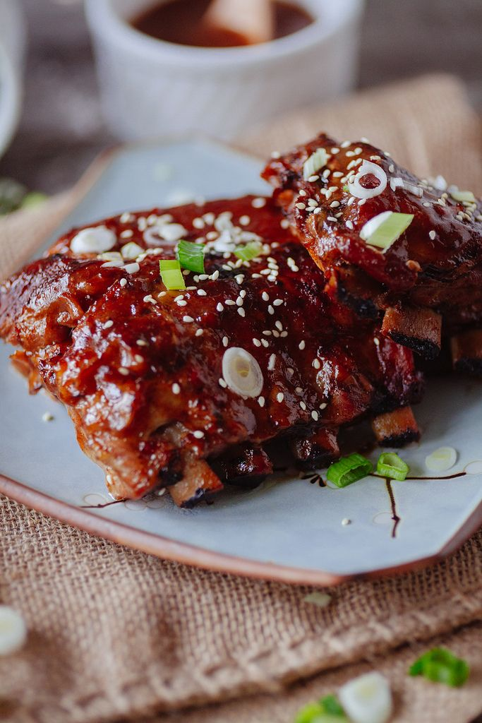 Recipe asian style ribs